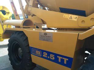 camion malaxeur CARMIX 2.5 TT