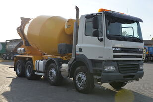 camion malaxeur DAF CF 85 460