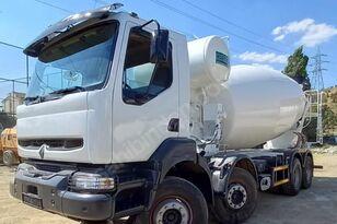 camion malaxeur RENAULT Kerax 420.40