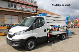 camion nacelle IVECO Daily 35-140 - 28 m Socage 28D neuf
