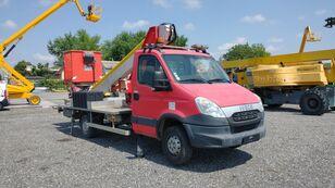 camion nacelle IVECO Daily Multitel MT202DS - 20m