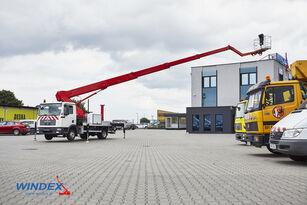 camion nacelle WUMAG Podnośnik koszowy Wumag WT 300 - gwarancja UDT