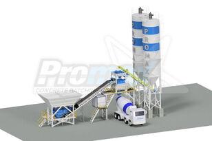 centrale à béton PROMAX Compact Concrete Batching Plant C100-TWN PLUS (100m³/h) neuve