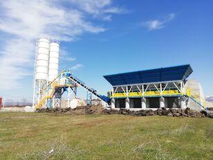 centrale à béton PROMAX Compact Concrete Batching Plant PROMAX C60-SNG-LINE (60m³/h) neuve