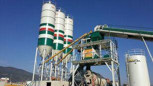 centrale à béton Plusmix 100m³/hour Stationary Concrete Plant -BETONYY ZAV neuve