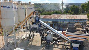 centrale à béton SEMIX Mobile 120-135 Y MOBILE CONCRETE BATCHING PLANTS 120-135m³ neuve