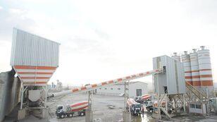 centrale à béton SEMIX Stationnaire 240 LES CENTRALES À BÉTON FIXES 240m³/h neuve