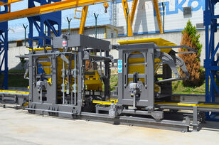 machine de fabrication de parpaing ELKON ELKOBLOCK-36S FULLY AUTOMATIC SINGLE LAYER Concrete Block Machin neuve