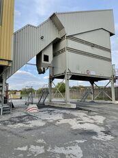silo à ciment BENNINGHOVEN 300 t  Hot mix storage silo