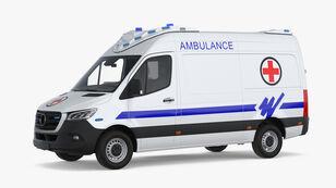 ambulance MERCEDES-BENZ SPRİNTER AMBULANCE A TYPE